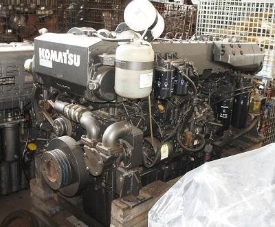 Marine Engine Repairs Image